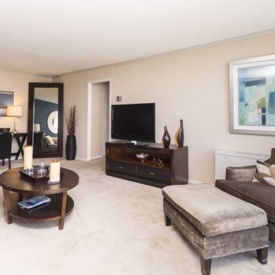 Enclave at Silver Springs living room
